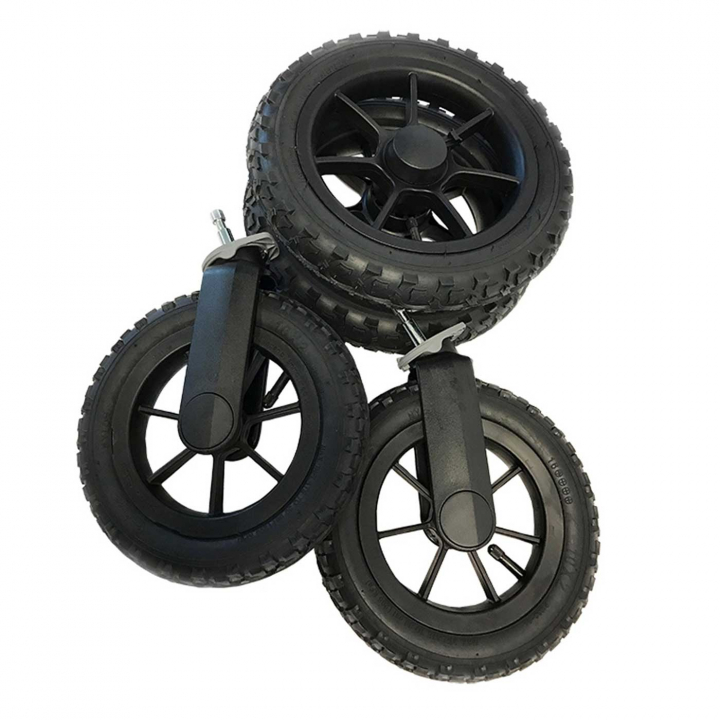 Emmaljunga NXT90/F Hjulpaket Outdoor AIR 4 st 2022