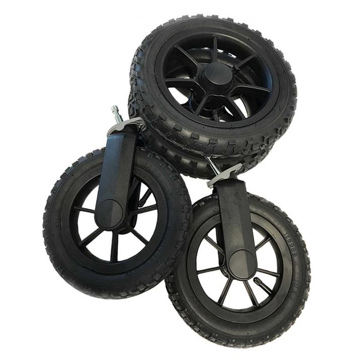 Emmaljunga NXT60/F Hjulpaket Outdoor AIR 4 st 2022