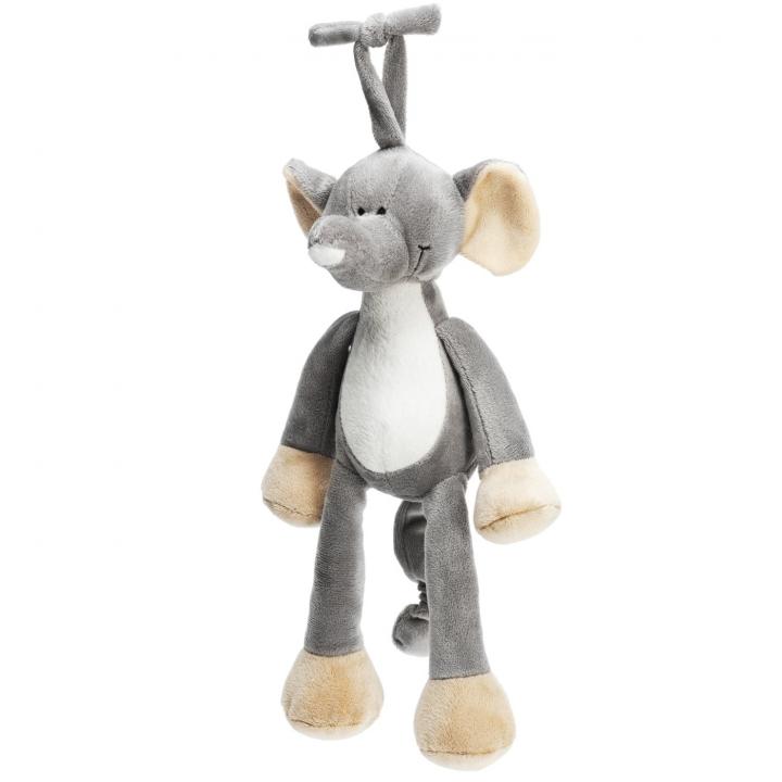 Teddykompaniet Diinglisar Speldosa Elefant