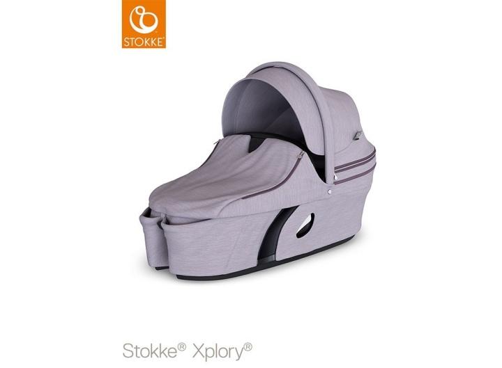 Stokke Xplory V6 Liggdel Brushed Lilac