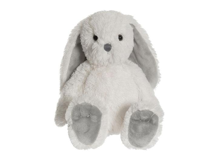 Teddykompaniet Kaninen Nina vit liten