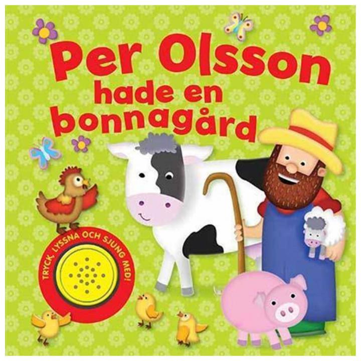 Bok Per Olsson hade en bonnagård (med ljud)