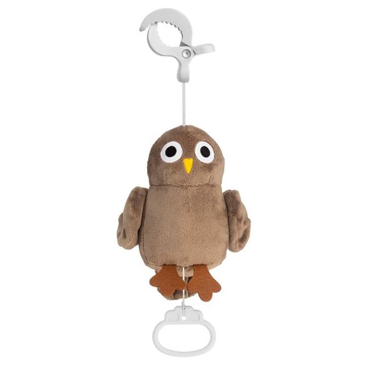 Rätt Start Dragspelskompis Baby Owls