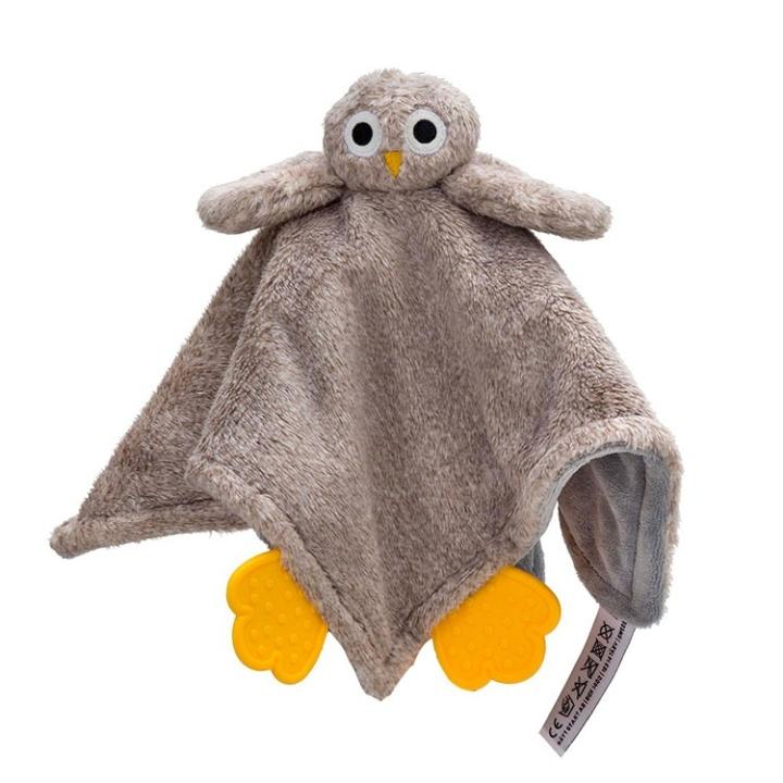 Rätt Start Snuttefiltskompis med bitis Baby Owls