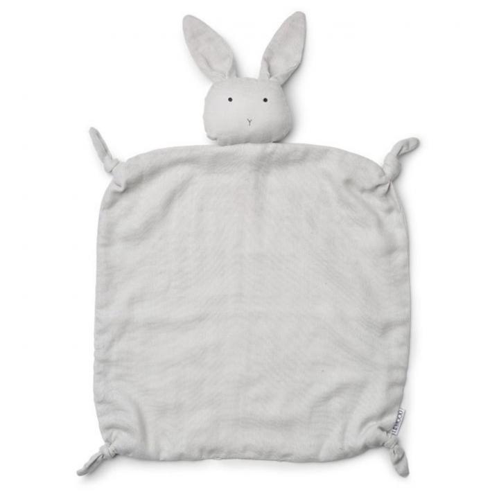 Liewood Agnete Snuttefilt Rabbit Dumbo Grey