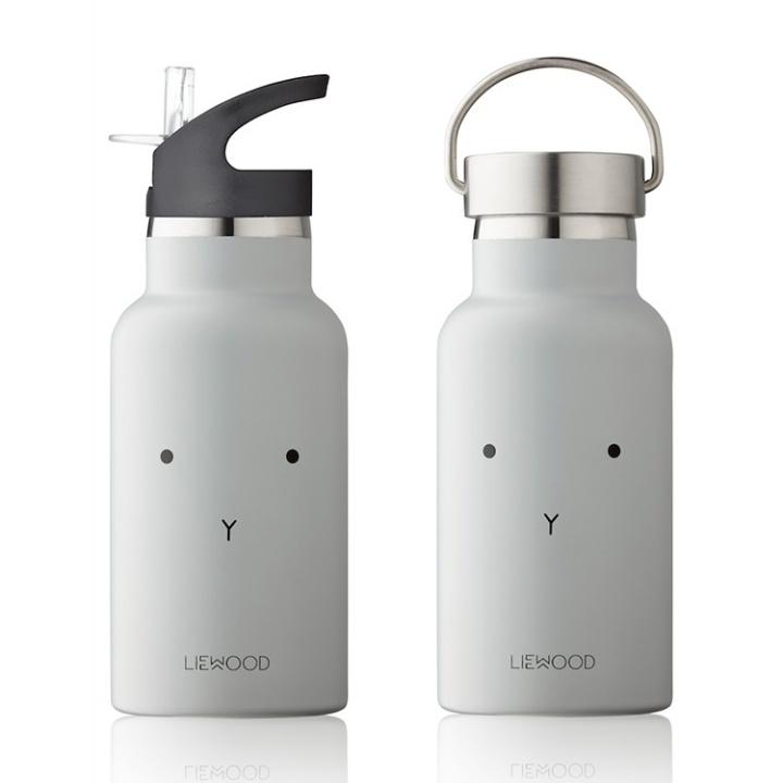 Liewood Anker Vattenflaska Rabbit Dumbo Grey