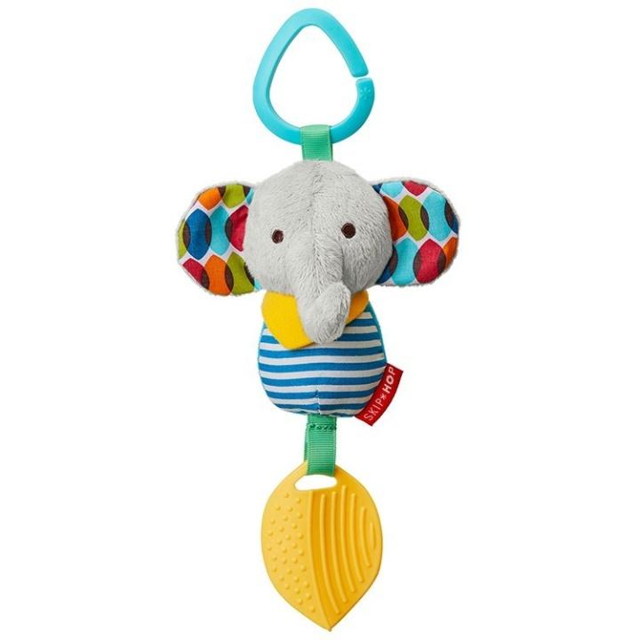 Skip Hop Bandana Buddies Barnvagnsleksak Elefant