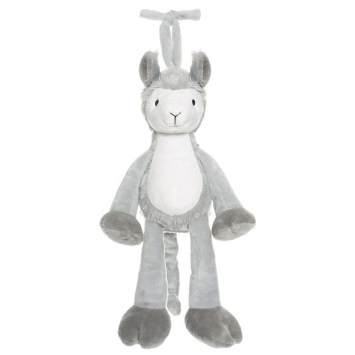 Teddykompaniet Diinglisar Speldosa Lama