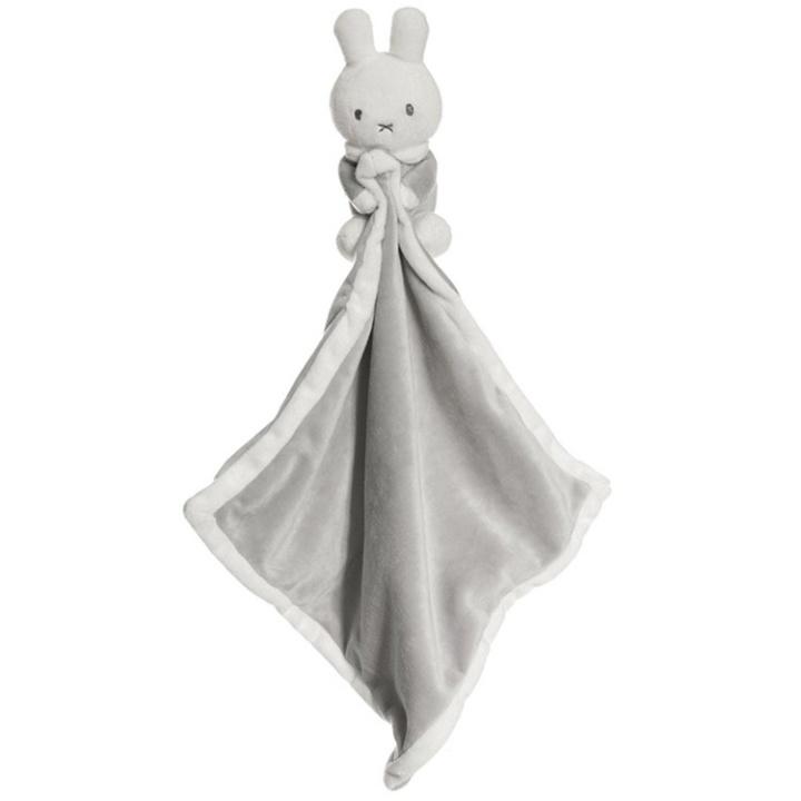 Miffy Snuttefilt Grå