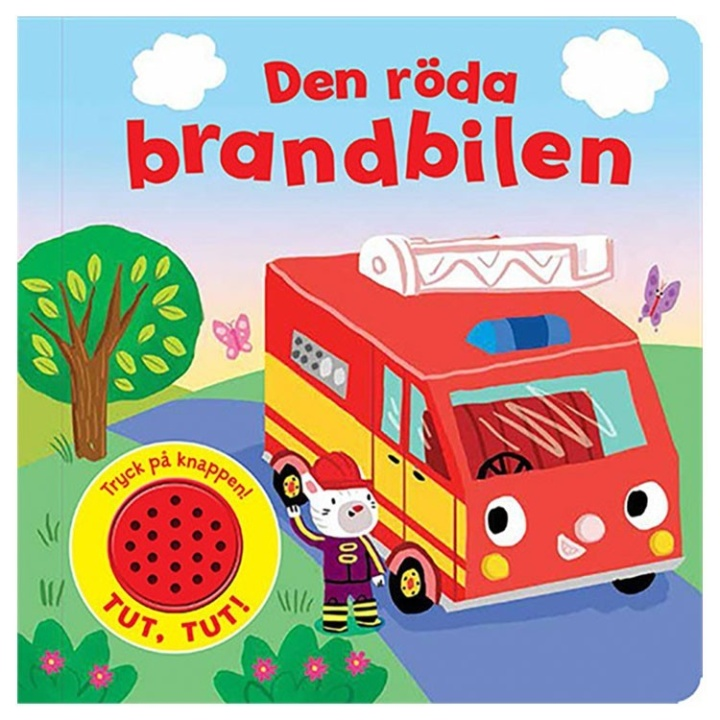 Den Röda Brandbilen (med ljud)