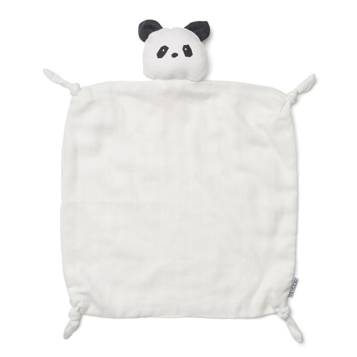 Liewood Agnete Snuttefilt Panda Creme de la creme