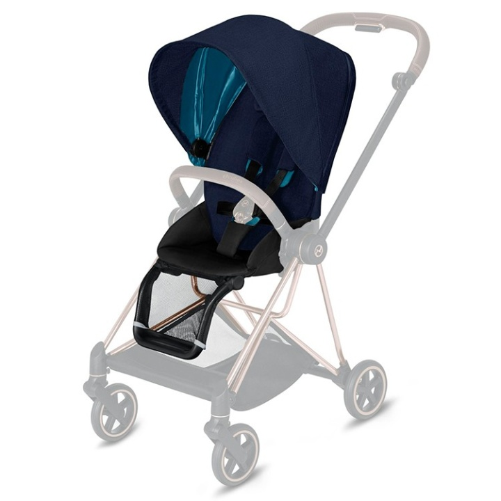 Cybex Mios Seat Pack Midnight Blue Plus