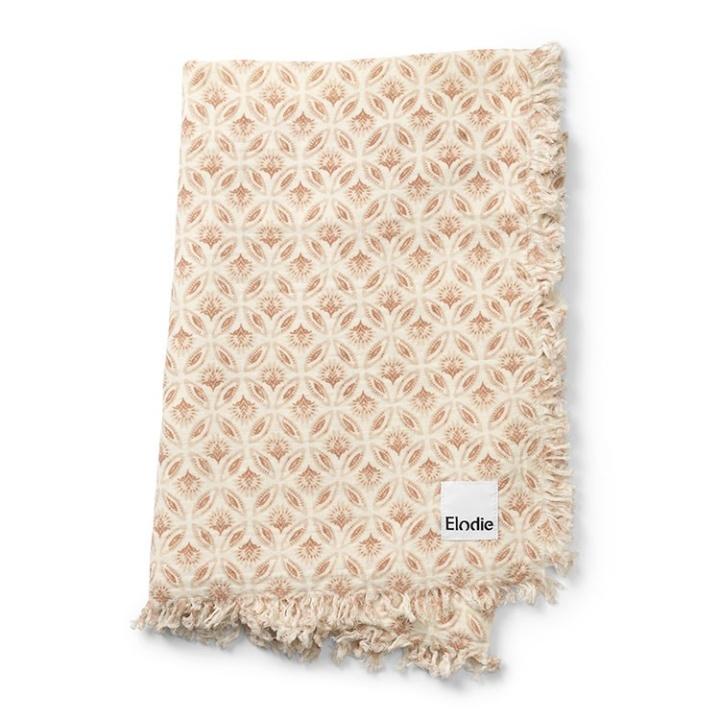 Elodie Details Soft Cotton Blanket Sweet Date