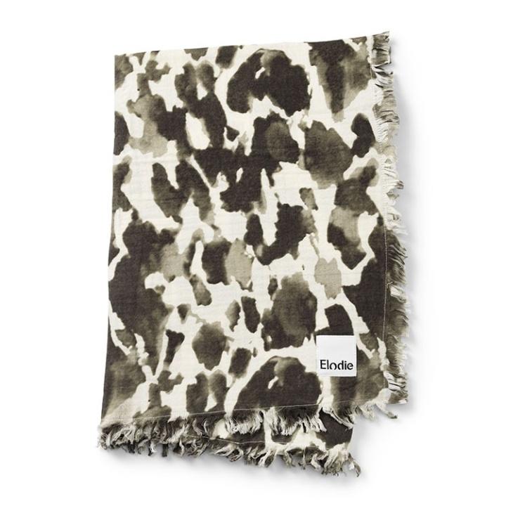 Elodie Details Soft Cotton Blanket Wild Paris