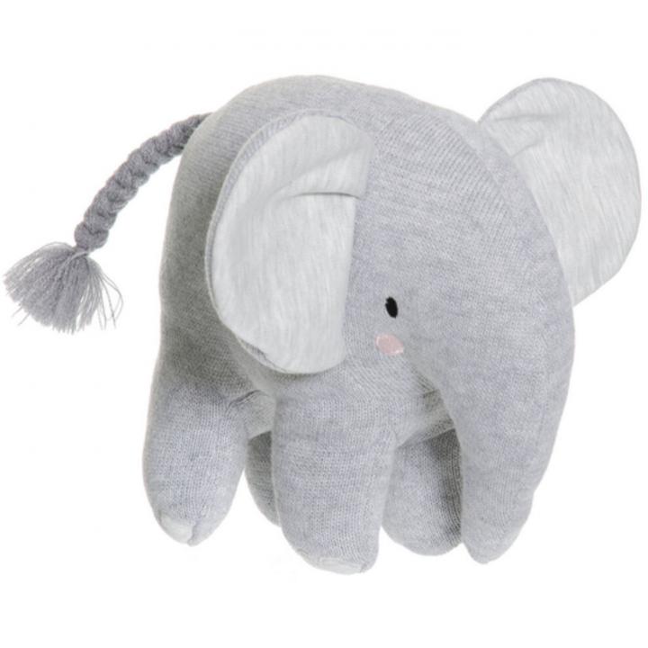 Teddykompaniet Cozy Knits Elefant
