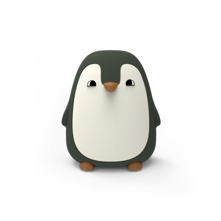 Liewood Ditlev Nattlampa Pingvin hunter green