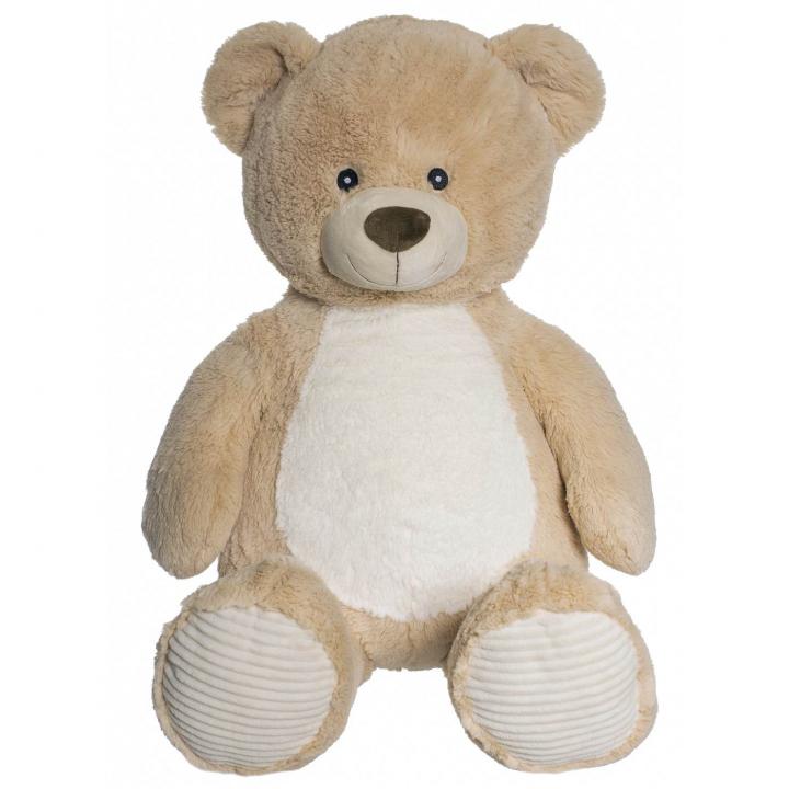 Teddykompaniet Nalle Viggo Beige