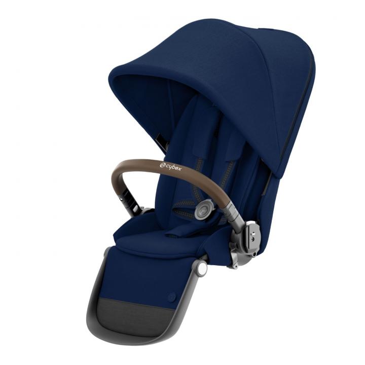Cybex Gazelle S Sittdel Taupe – Navy Blue