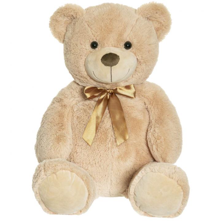 Teddykompaniet Nalle Kim Beige