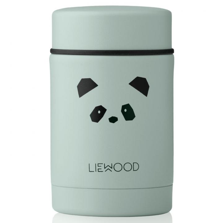 Liewood Nadja Mattermos Panda Pepparmint